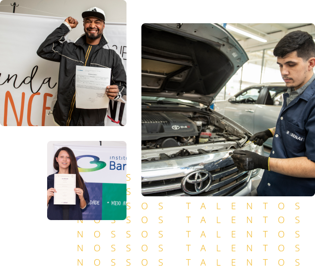 Projeto Nossos Talentos | Instituto Barigui