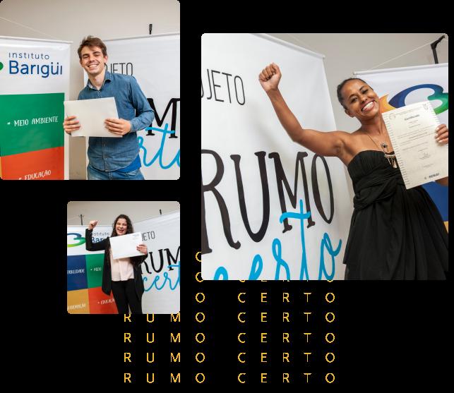 Projeto Rumo Certo | Instituto Barigui