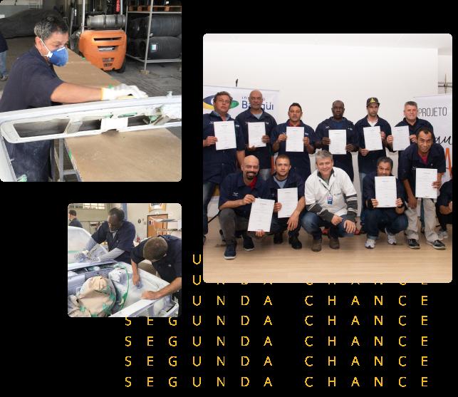 Projeto Segunda Chance | Instituto Barigui